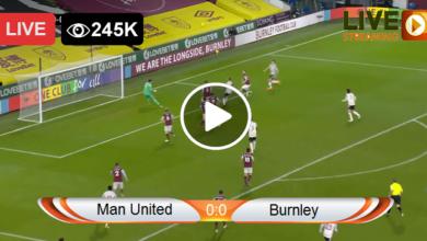 Photo of Manchester United vs Burnley Premier League LIVE Football Score 18/04/2021