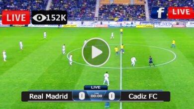 Photo of Real Madrid vs Cádiz FC LaLiga LIVE Football Score 21/04/2021