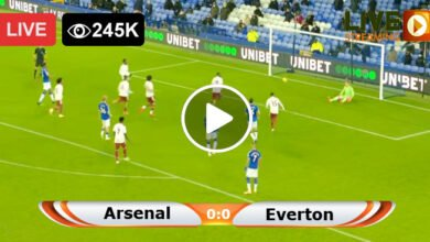 Photo of Arsenal vs Everton Premier League LIVE Football Score 23/04/2021