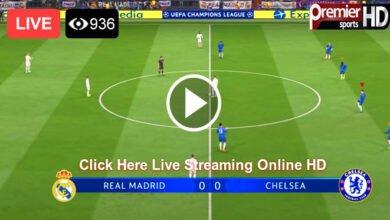 Photo of Real Madrid vs Chelsea UEFA Champions League LIVE Football Score 27/04/2021