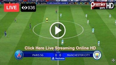Photo of Manchester City vs Paris SG UEFA Champions League LIVE Football Score 28/04/2021