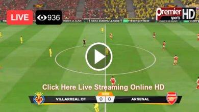Photo of Arsenal vs Villarreal UEFA Europa League LIVE Football Score 29/04/2021