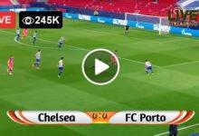 Photo of Chelsea vs Porto UEFA League LIVE Football Score 13/04/2021