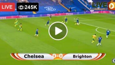 Photo of Chelsea vs Brighton Premier League LIVE Football Score 20/04/2021