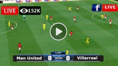 Photo of Manchester United vs Villarreal Europa League LIVE Football Score 26/05/2021
