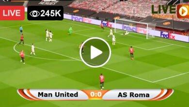 Photo of Manchester United vs SA Roma UEFA League LIVE Football Score 06/05/2021