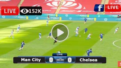 Photo of Manchester City vs Chelsea Premier League  LIVE Football Score 08/05/2021