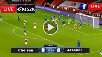 Photo of Chelsea vs Arsenal Premier League LIVE Football Score 12/05/2021