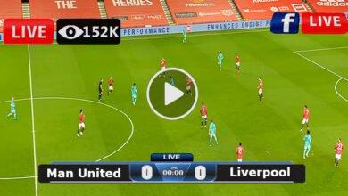 Photo of Manchester United vs Liverpool Premier League LIVE Football Score 13/05/2021