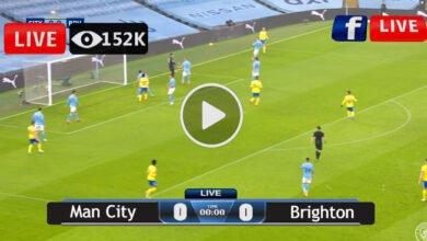 Photo of Brighton VS Manchester City Live Football Score 18 May 2021