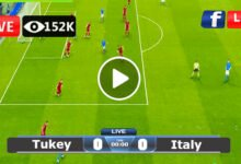 Photo of Turkey vs Italy Europe Euro LIVE Football Score 11/06/2021