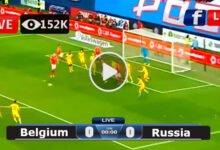 Photo of Belgium vs Russia European Championship LIVE Football Score 2/06/2021