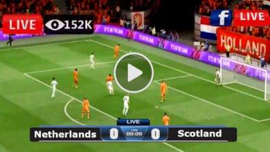 Photo of Netherlands vs Scotland Friendly LIVE Footbll Score 02/06/2021