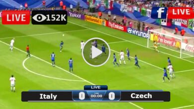 Photo of Italy vs Czech Republic Friendly International LIVE Football Score 04/06/2021