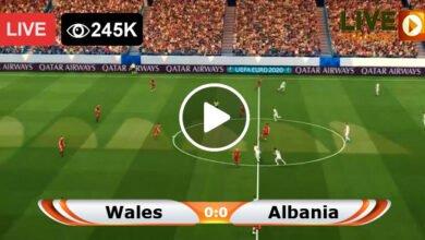 Photo of Wales vs Albania Friendly International LIVE Football Score 05/06/2021                                                                                                                                                          ,