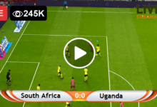 Photo of South Africa vs Uganda Friendly International LIVE Football Score 10/06/2021