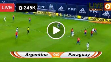 Photo of Argentina vs Paraguay Copa América LIVE Football Score 22/06/2021