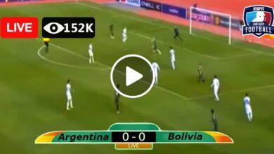 Photo of Argentina vs Bolivia Copa LIVE Football Score 29/06/2021
