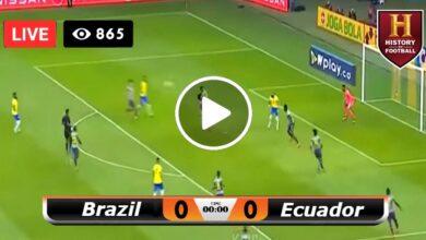 Photo of Brazil vs Ecuador Copa America LIVE Football Score 27/06/2021