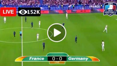 Photo of France vs Germany EUROPE Euro LIVE Football Score 15/06/2021
