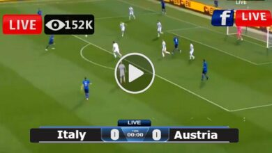 Photo of Italy vs Austria European Championship LIVE Football Score 26/06/2021