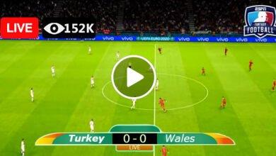 Photo of Turkey vs Wales EUROPE Euro LIVE Football Score 16/06/2021