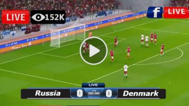 Photo of Russia vs Denmark European Championship LIVE Football Score 21/06/2021