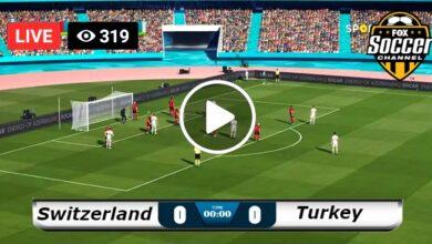 Photo of Switzerland vs Turkey European Championship LIVE Football Score 20/06/2021