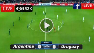 Photo of Argentina vs Uruguay Copa América LIVE Football Score 19/06/2021