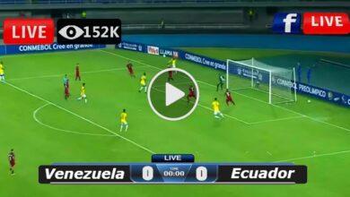 Photo of Venezuela vs Ecuador Copa America LIVE Football Score 20/092021