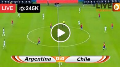 Photo of Argentina vs Chile Copa America LIVE Football Score 15/06/2021