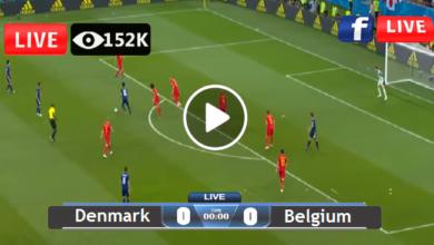 Photo of Denmark vs Belgium European Championship LIVE Football Score 17/06/2021