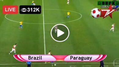 Photo of Brazil vs Paraguay LIVE Football Score 08/06/2021