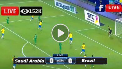 Photo of Saudi Arabia vs Brazil World Olympic LIVE Football Score 28/07/2021