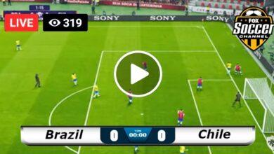 Photo of Brazil vs Chile Copa LIVE Football Score 03/07/20210