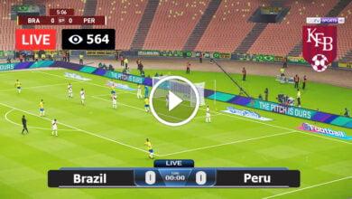 Photo of Brazil vs Peru LIVE Football Score 6 July 2021