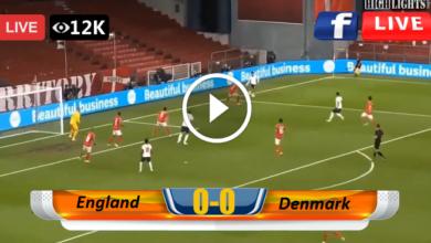 Photo of England vs Denmark Euro Live Football Score 7 Jul 2021