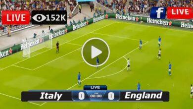Photo of Italy vs England European Championship LIVE Football Score 11/07/2021