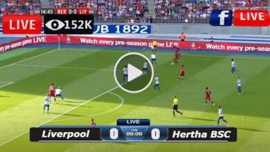 Photo of Liverpool vs Hertha BSC Club Friendly LIVE Football Score 29/07/2021
