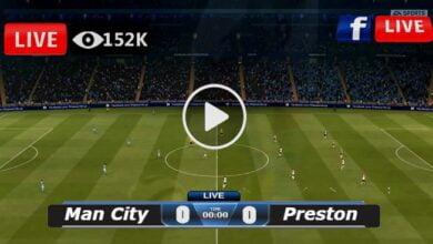 Photo of Manchester City vs Preston Friendly WORLD LIVE Football Score 27/07/2021