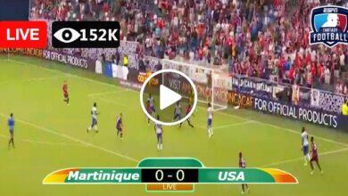 Photo of Martinique vs USA Gold Cup LIVE Football Score 16/07/2021