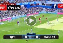 Photo of Manchester United VS QPR LIVE Football Score 24/07/2021