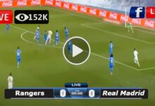Photo of Rangers vs Real Madrid WORLD Club Friendly LIVE Football Score 25/07/2021