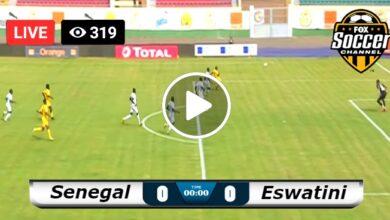 Photo of Senegal vs Eswatini LIVE Football Score 16/07/2021