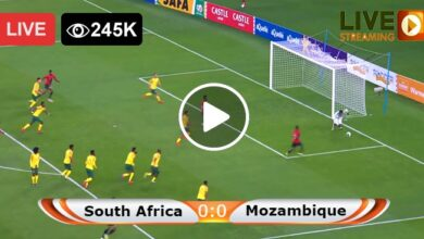 Photo of South Africa vs Mozambique LIVE Football Score 16/07/2021