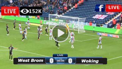Photo of West Bromwich Albion vs Woking LIVE Football Score 16/07/2021