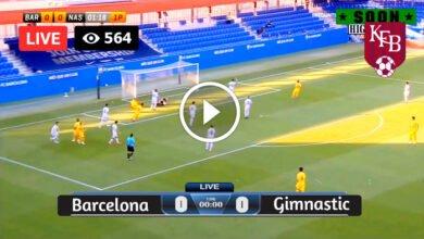 Photo of Barcelona vs Gimnastic Club Friendly LIVE Football Score 21/07/2021