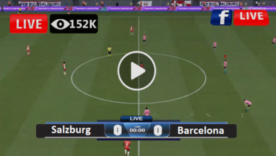 Photo of Red Bull Salzburg vs Barcelona Club Friendly LIVE Football Score 04/08/2021