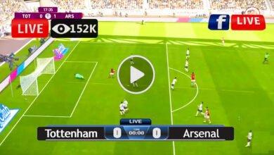 Photo of Arsenal VS Tottenham LIVE Football Score 08/08/2021