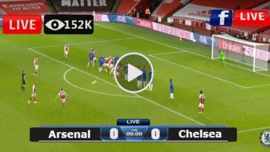 Photo of Arsenal vs Chelsea Premier League LIVE Football Score 22/08/2021